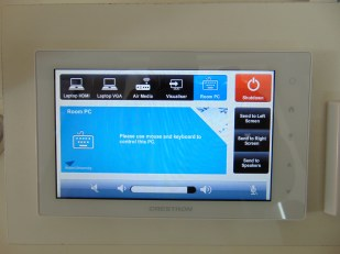 MB708b TSW752 touch panel
