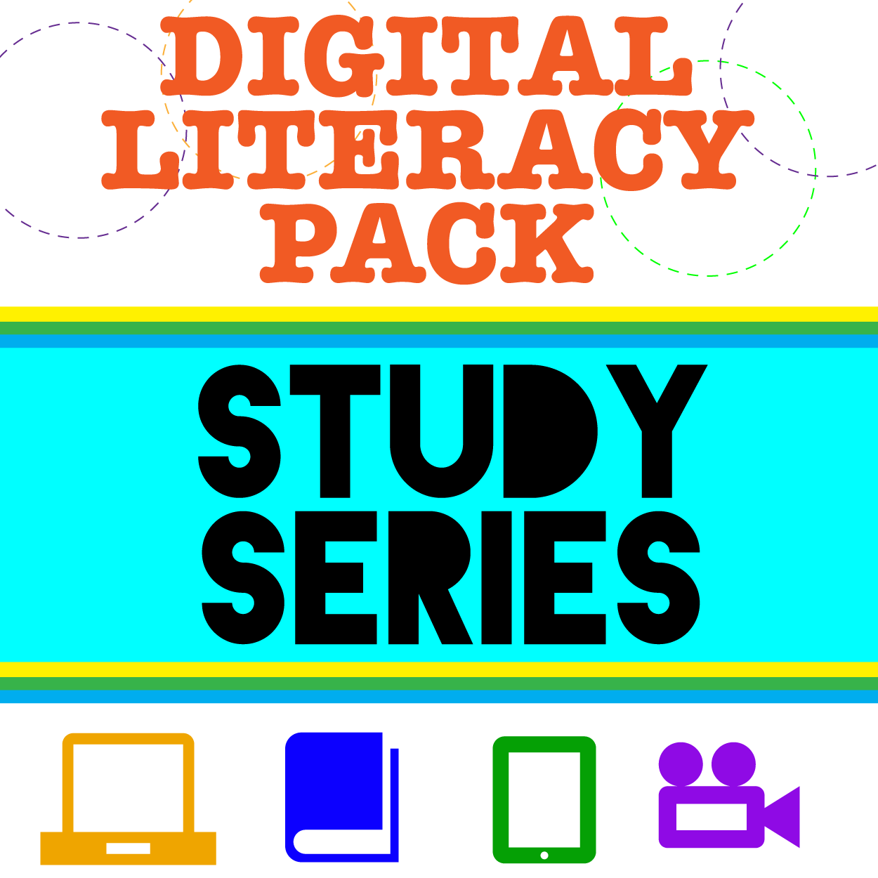 Digital Literacy Study Series Pack – Special Focus on Technology and Literacy