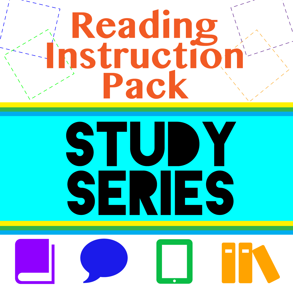 Reading Instruction Study Series Pack – Special Focus on Teaching Student Readers