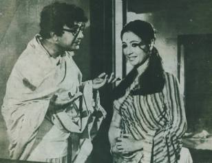 Uttam Kumar and Suchitra Sen in Har Mana Har