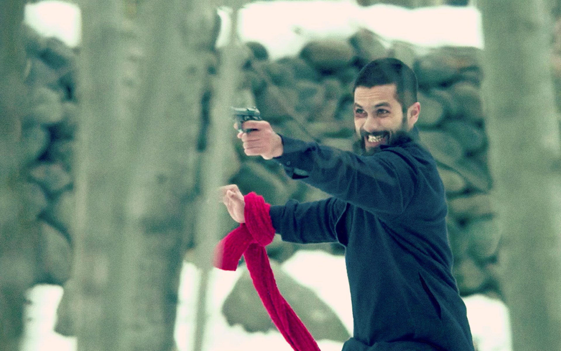 Shahid Kapoor as Haider