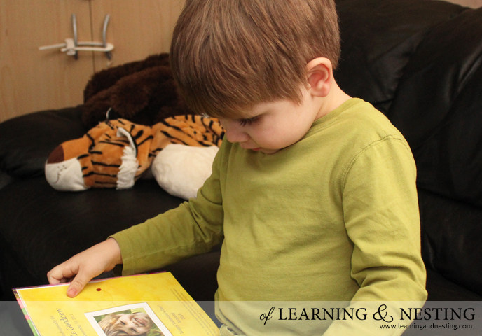 I See Me! Who Loves Me? book review by of Learning and Nesting