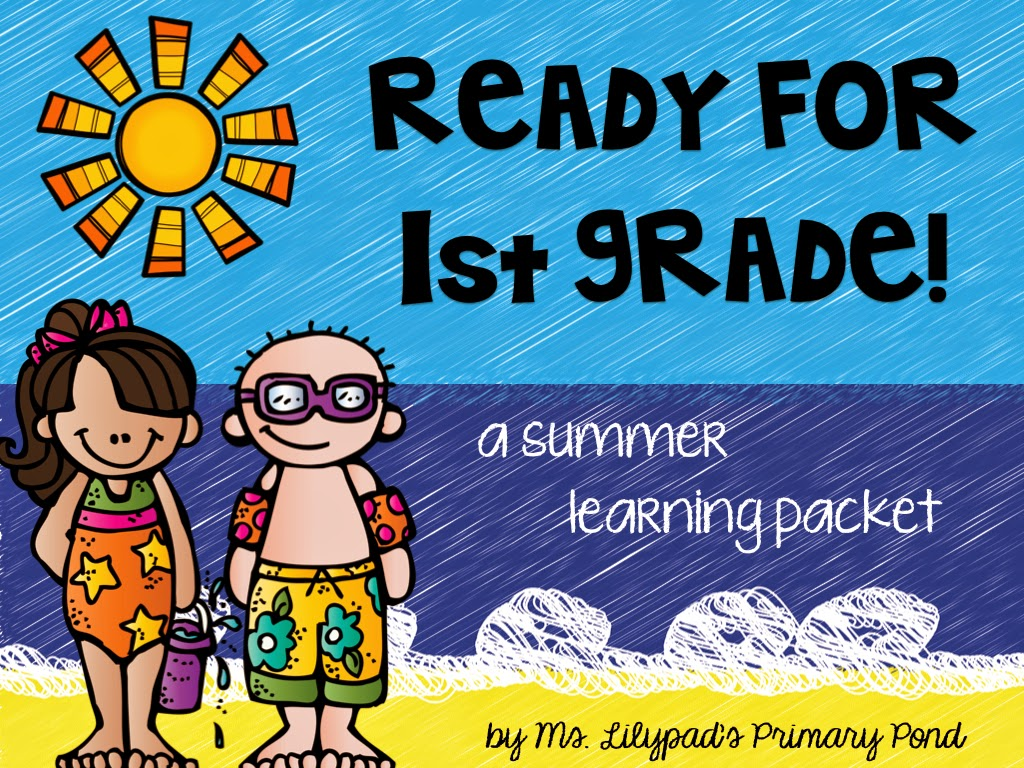 Part One Summer Learning Activities For Rising First