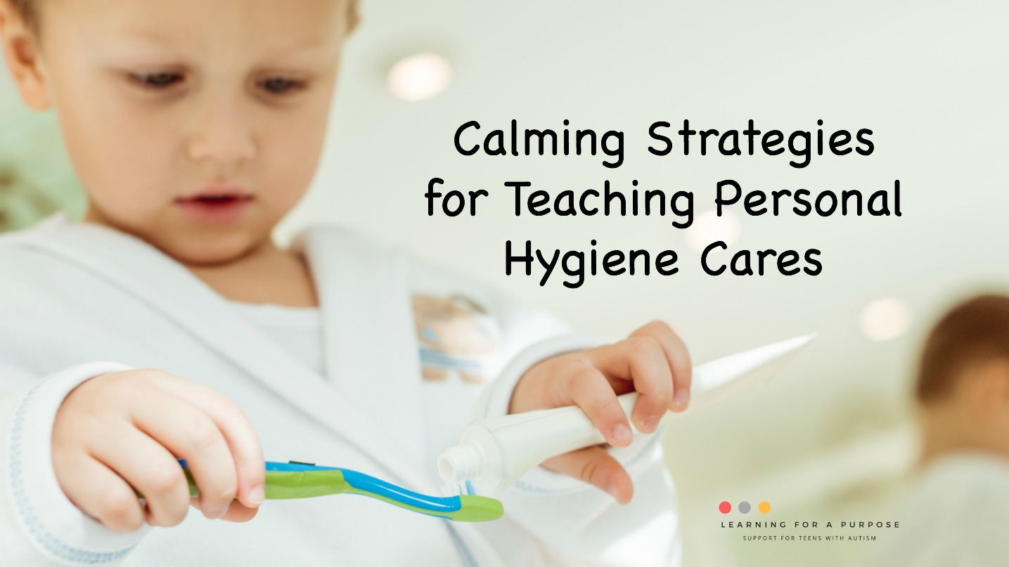 Calming Strategies For Teaching Personal Hygiene Cares