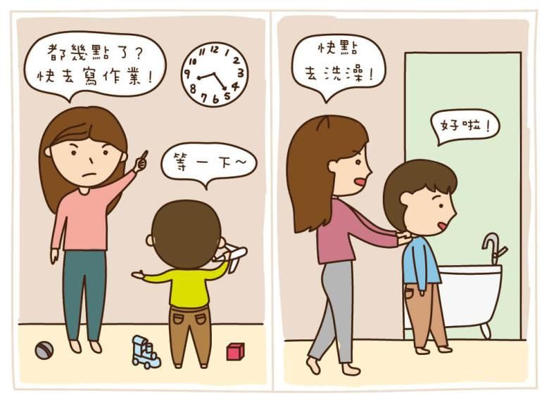 孩子專注力不足