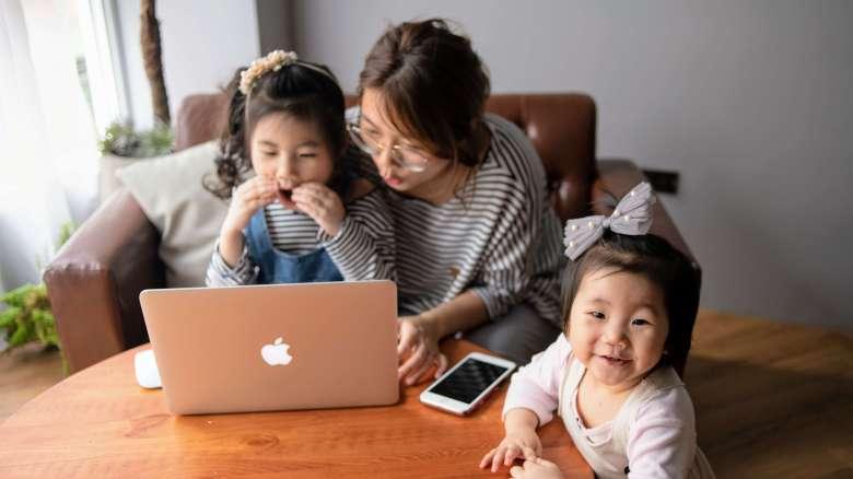 親子共學!媽媽小孩一起快樂學英文!