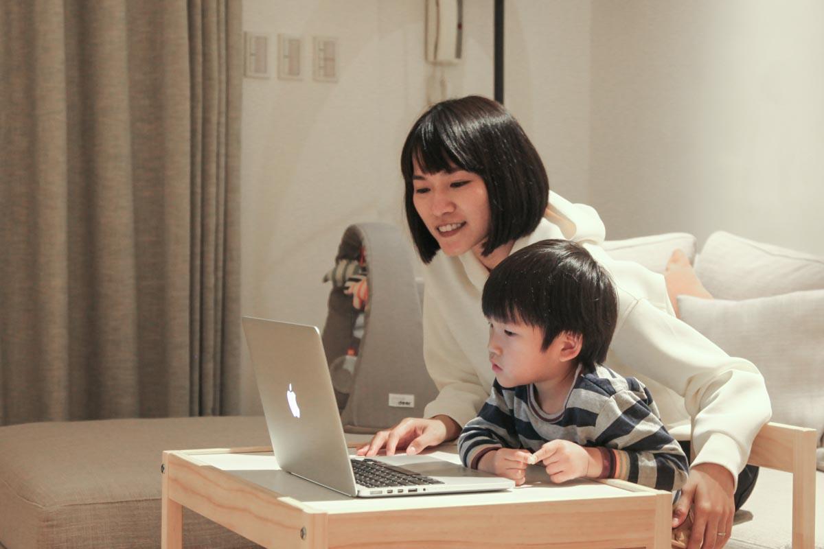 親子共學陪伴成長