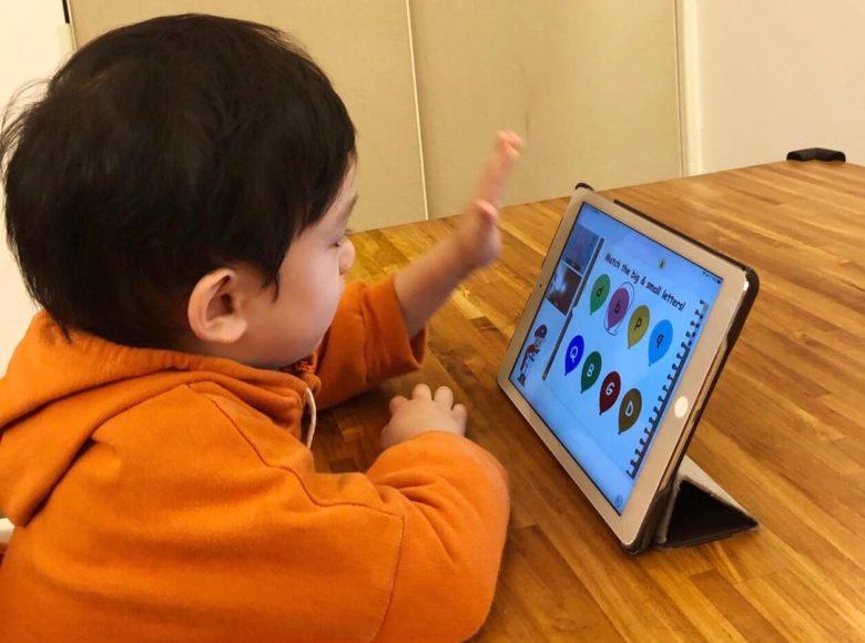 我挑選有系統與幼教經歷顧問的學習平台