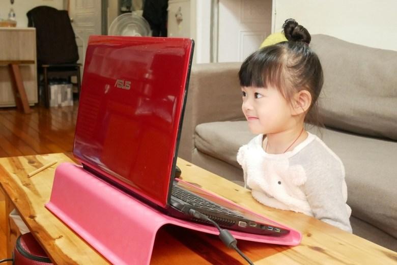 孩子專注學習好快樂
