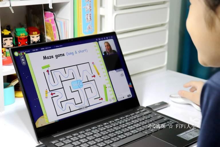 OiKID 兒童英文線上學習,教材連連看。