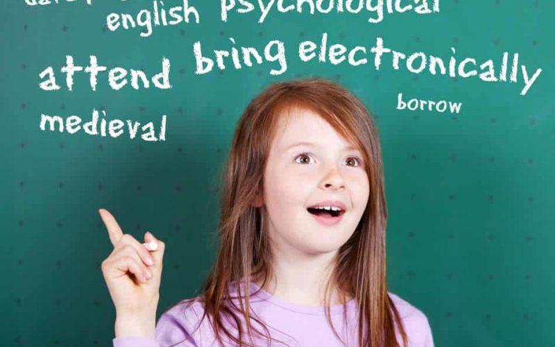 child-vocab-list