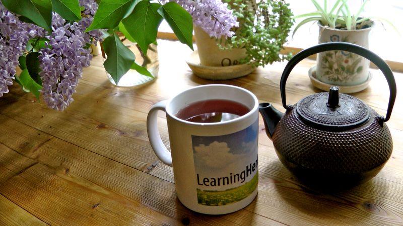 Tulsi Tonic Tea