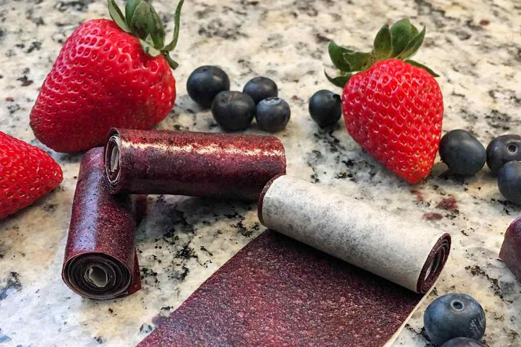 Herbal Fruit Leather