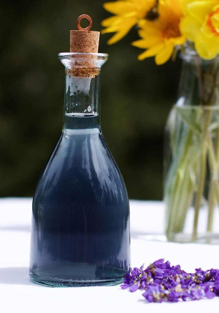 violet-syrup