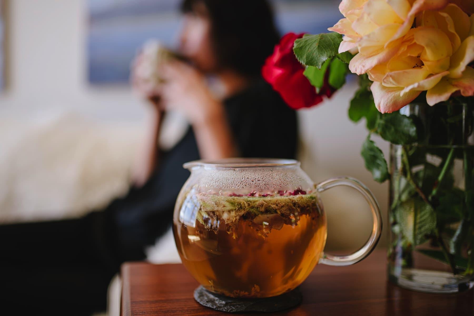 Soft Landing Tea