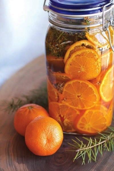 Mandarin Douglas-Fir Bitters