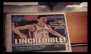 Jeremy #Lin is nice! #linsanity #lincredible