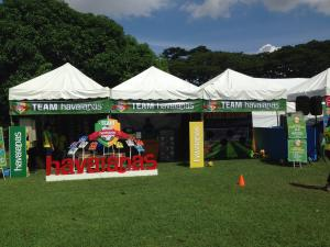 Havaianas Booths