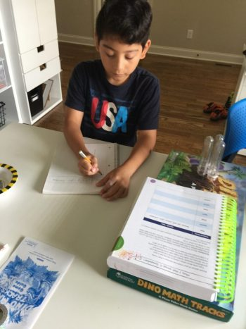 Homeschool Writing Curriuculm review.