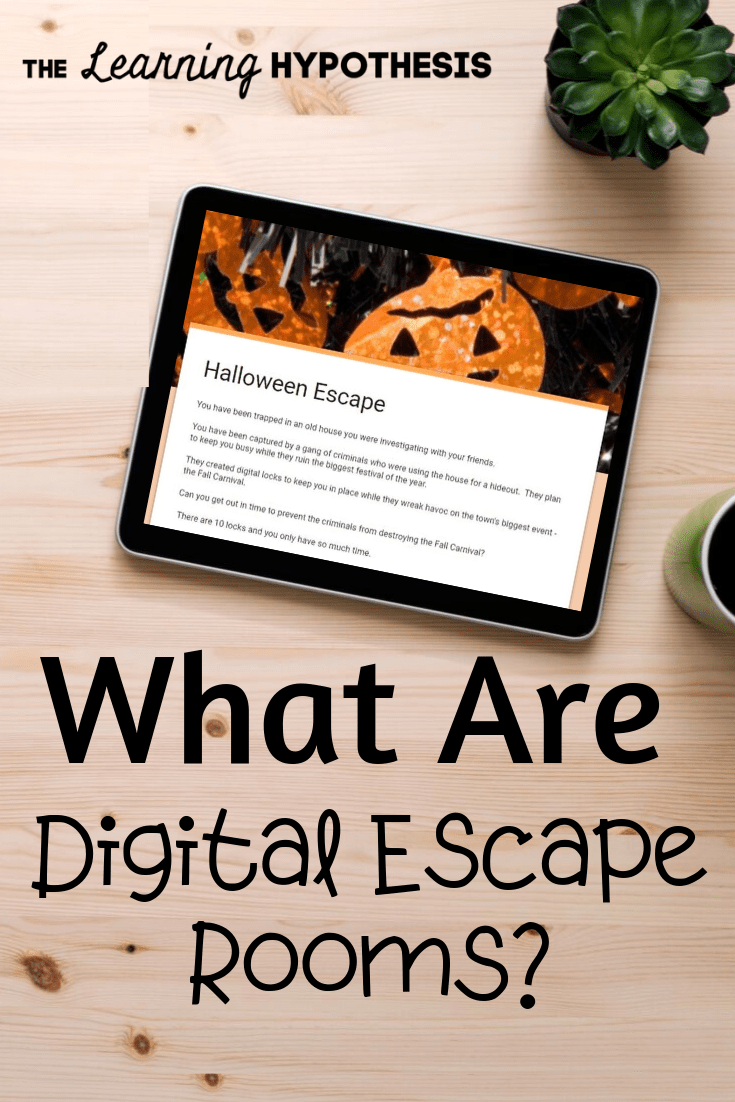 Digital Escape Rooms An Overview And Getting Started Guide
