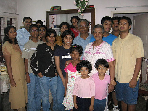 Joint Family myguitarzz