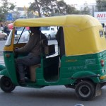 autorickshaw, getting around city
