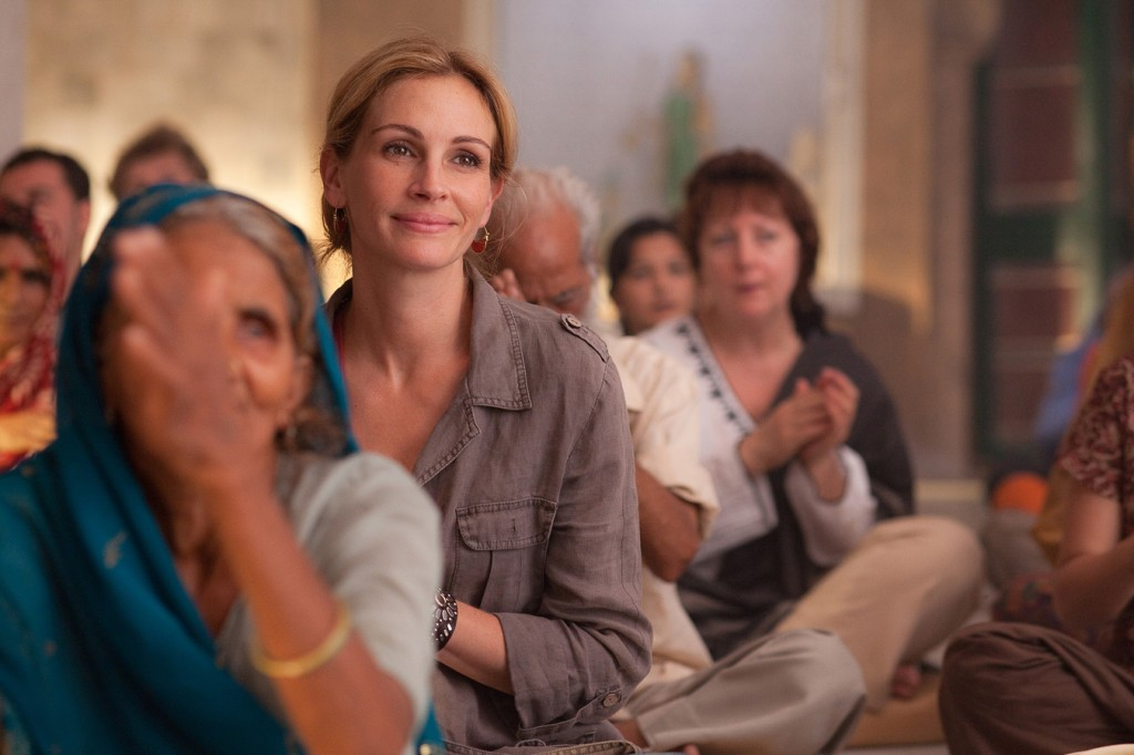 Movies About India: Eat Pray Love Review - Learning India