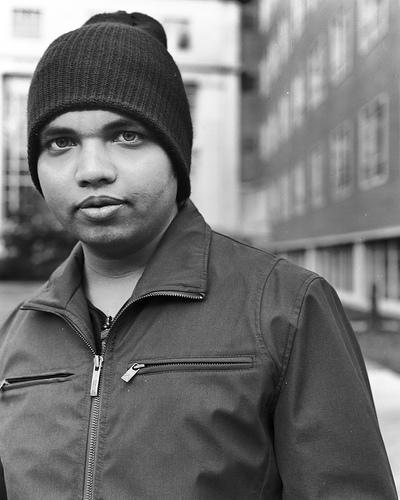 Indian Man - Eddy Pula