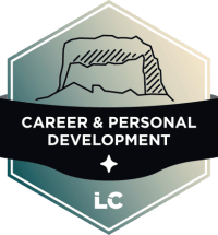 Involved-level Career & Personal Development Badge