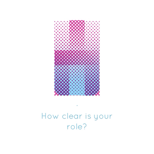 How Clear Is Your Role?