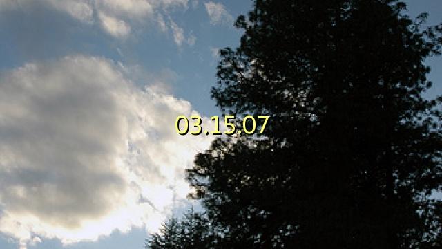 03.15.07