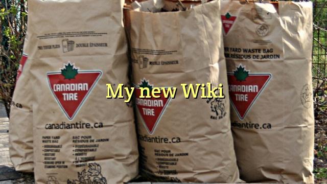 My new Wiki