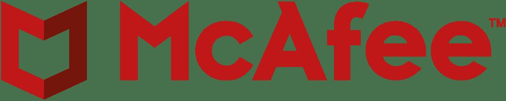 McAfee商標