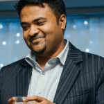Arun pudur – Entrepreneur who went on to become his best