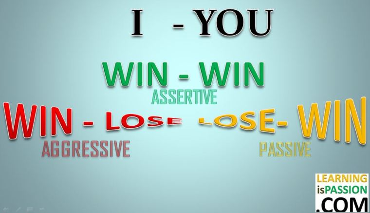 Staying cool & assertive can give you an edge