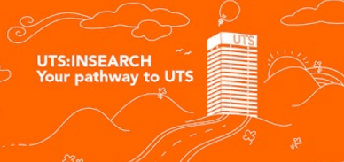 UTS INSEARCH - Pathway to UTS