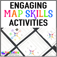 Engaging Map Skills Activities