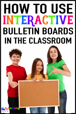 Learn several ways you can use interactive bulletin or white boards in your classroom.