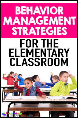 Learn several classroom management strategies to help your classroom run smoothly.