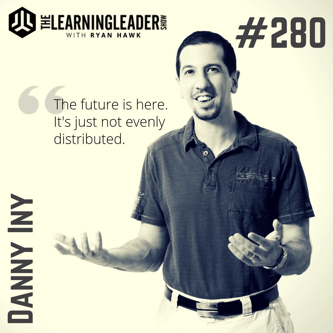 Episode 280 Danny Iny