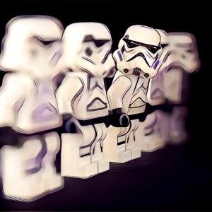 Soldados imperiales Star Wars