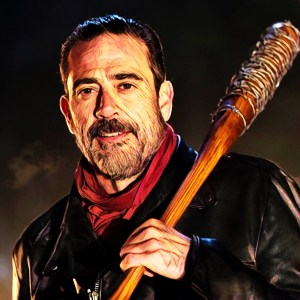 Negan, personaje de Walkind Dead