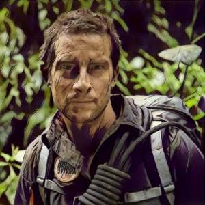 Superviviente en la jungla