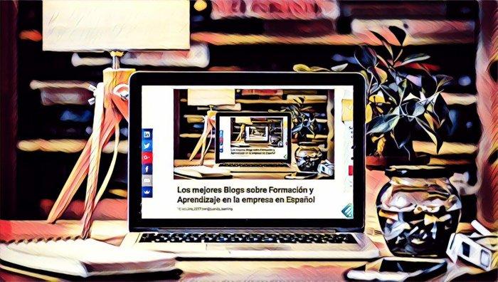 Los mejores Blogs sobre Formación y Aprendizaje corporativo
