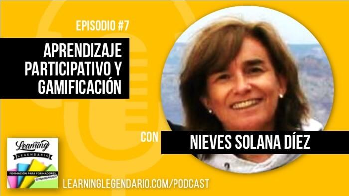 Episodio 7 con Nieves Solana Díez