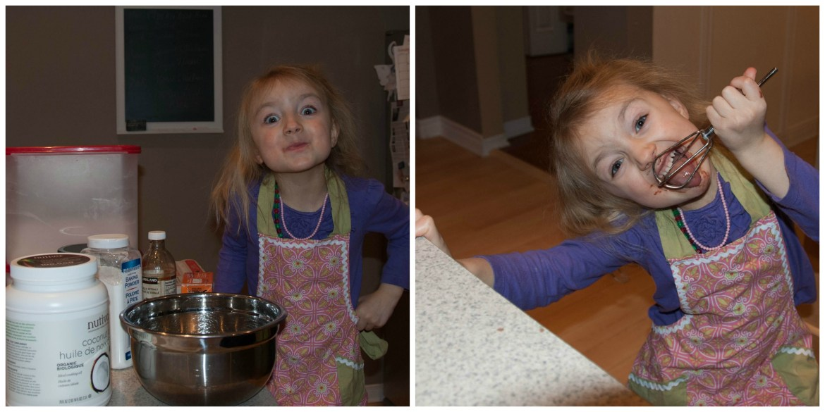 Favourite Reasons to Homeschool: Time with my kiddos for baking!