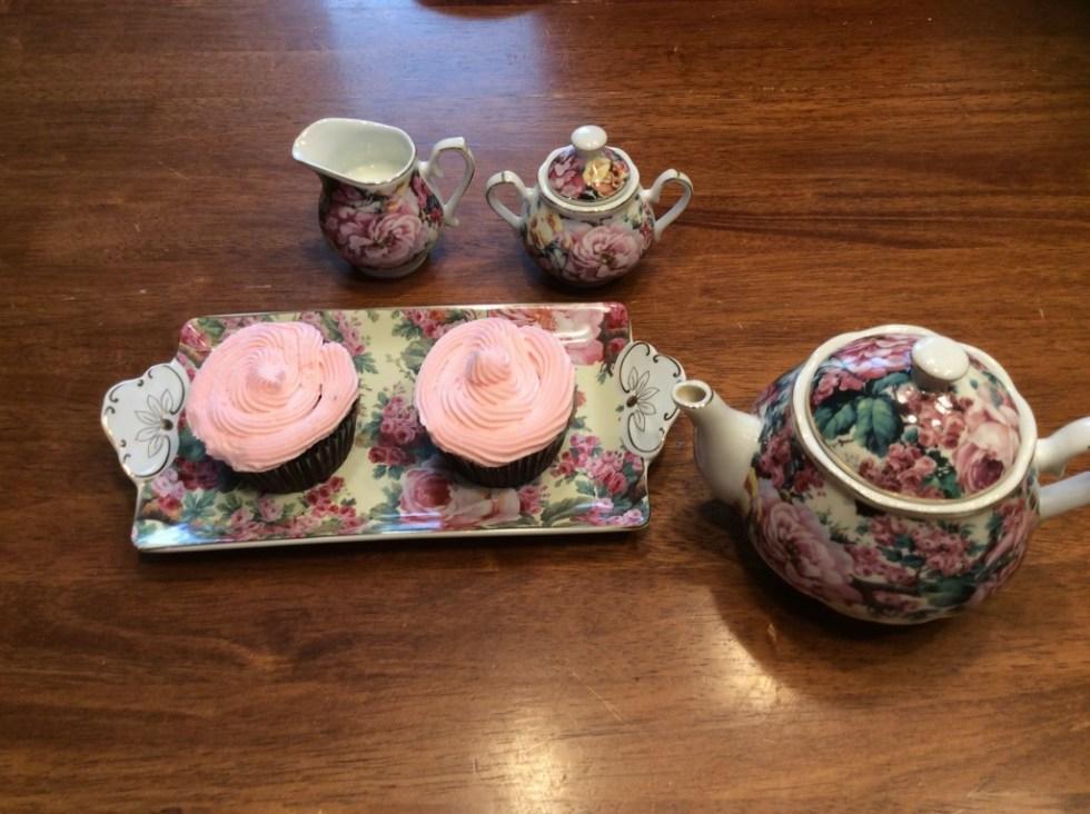 Tea party!