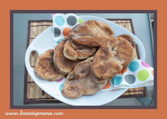 Homemade Beaver Tail Recipe | www.learningmama.com