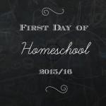 Back to School Chalkboard Printable