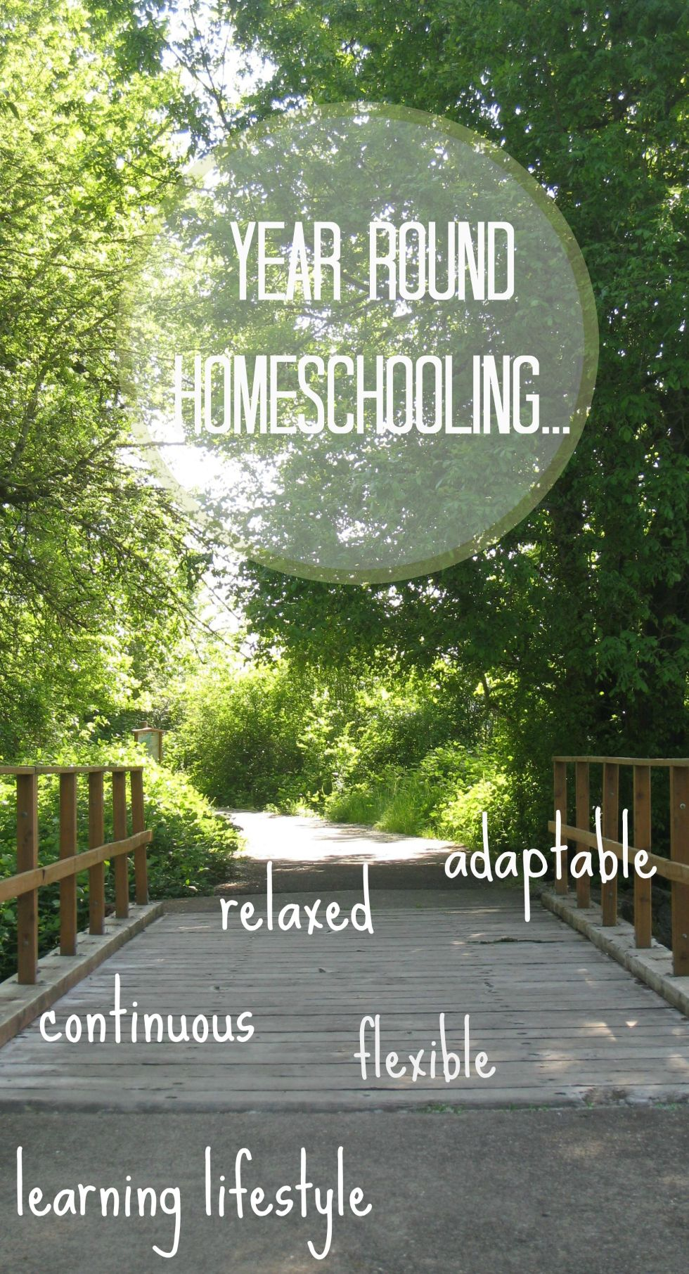 Why we embrace year round homeschooling   www.learningmama.com